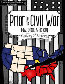 Prior to the Civil War