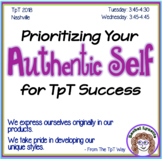 Prioritize Your Authentic Self
