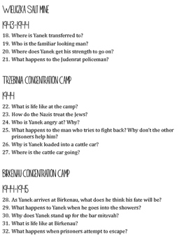 Prisoner B-3087 by Alan Gratz Book Club Discussion Guide
