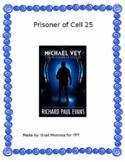 Prisoner of Cell 25 Novel Literature Guide