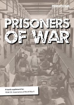 Prisoners of War Resource Bundle