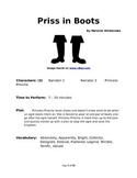 Priss in Boots - Small Group Reader's Theater