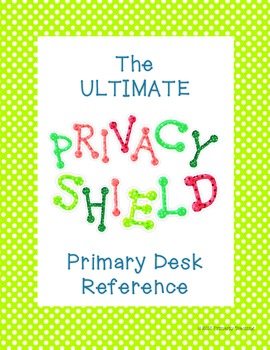 Privacy Shield Desk Reference