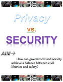 Privacy vs. Security Research Paper