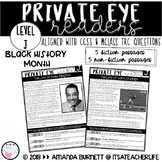 Private Eye Readers | Level J | Black History Month
