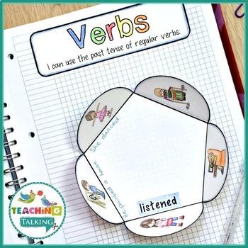 Speech and Language Therapy - Interactive Language Notebooks