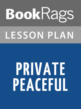 Private Peaceful Lesson Plans
