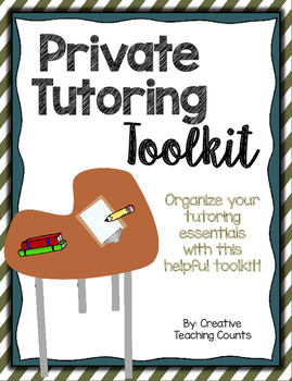 Private Tutoring Toolkit