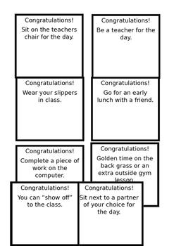 Privilege Pass templates