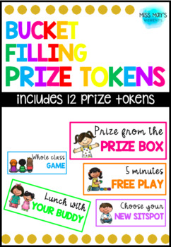Prize Tokens