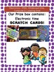 Prize/Tokens/ Awards/Vouchers - SCRATCH CARDS - iPad, computer