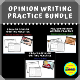 Pro/Con, Differentiated Opinion Writing Practice: Bundle
