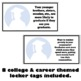 Back to School: Pro-Graduation College & Career Locker Tags for MS