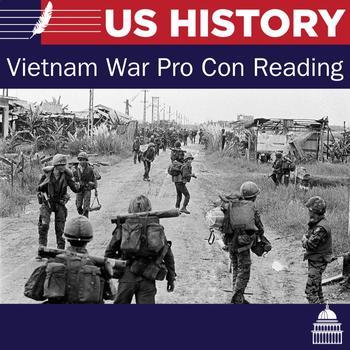 Pro/Con Reading on the Vietnam War