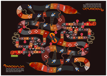 ProNaja Board Game (reduce size)
