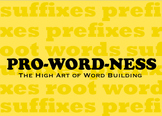 ProWordNess - ELA