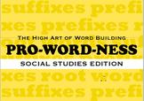 ProWordNess - Social Studies Edition