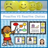 Proactive vs Reactive Choice Cards