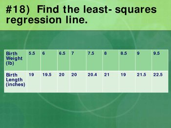 Prob-Stats Semester Review Bingo