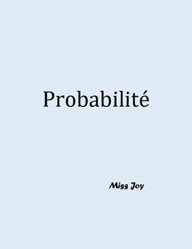 Probabilité - probability - math unit - star wars