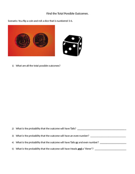 Probability 08 - Finding All Possible Outcomes with Tree Diagrams