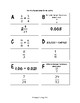 Probability - (7th Grade Math TEKS 7.6A-F and 7.6H-I)