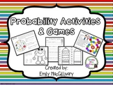 Probability: Activities and Games
