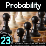 Probability   Activities for 7th Grade Math Workshop
