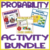 Probability Activity Bundle | Distance Learning