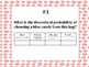 Probability Activity using Smarties