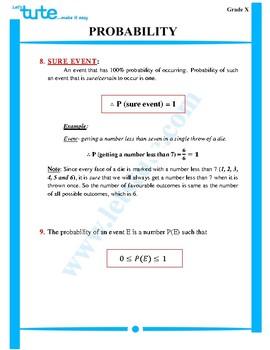 Probability | Assessment | Worksheets