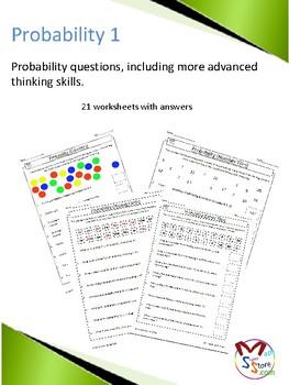 Probability Book 1