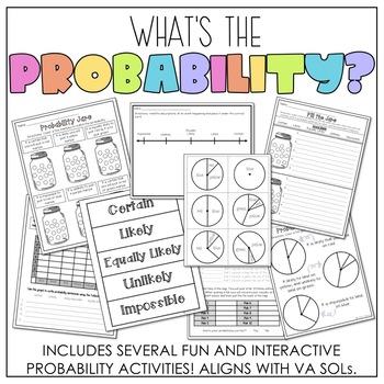 Probability Activities