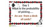 Probability- Card Edition