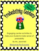 Probability Centers, Aligned to CCSS and Mathematical Practices