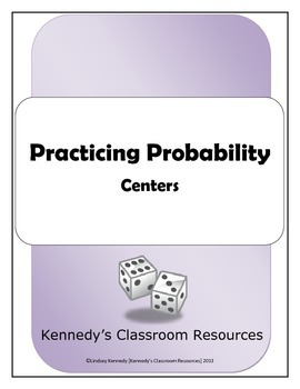 Probability Centers - Replacement vs. Non-Replacement