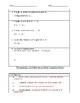 Probability Cheat Sheet w/ Answers