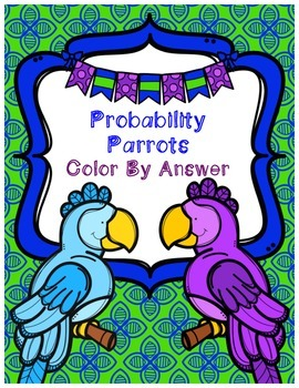 Probability Color By Answer