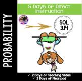 Probability: Direct Instruction - VA SOL 3.14
