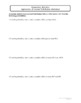 Probability Distributions Worksheet Bundle