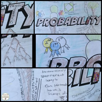 Probability Doodle activity One Pager