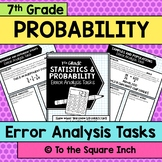 Probability Error Analysis