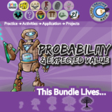 Probability & Expected Value Unit Bundle - Distance Learning Compatible