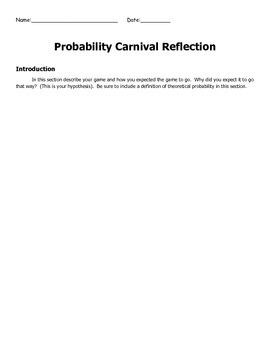 Probability Fair