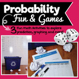 Probability Fun & Games! Exploring fractions, decimals, pe
