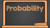 Probability GOOGLE CLASSROOM ACTIVITY!