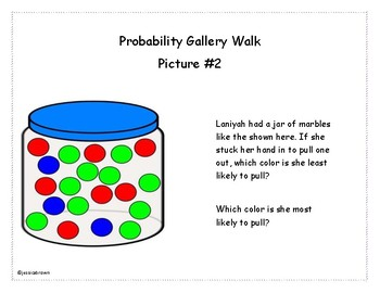 Probability Galley Walk Preview