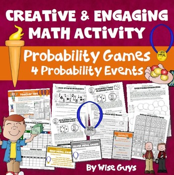 Probability Games: Four Creative Events