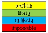 Probability Games - Language of chance