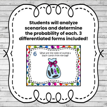 Probability Google Forms - Differentiated